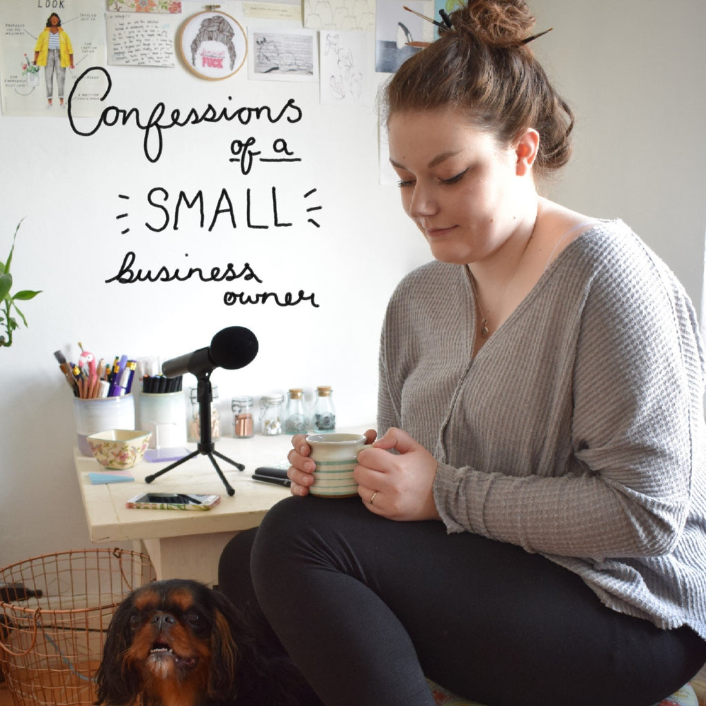 Confessions of a Small Business Owner: The First Five Eps