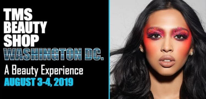 The Makeup Show is coming to WASHINGTON DC !!!