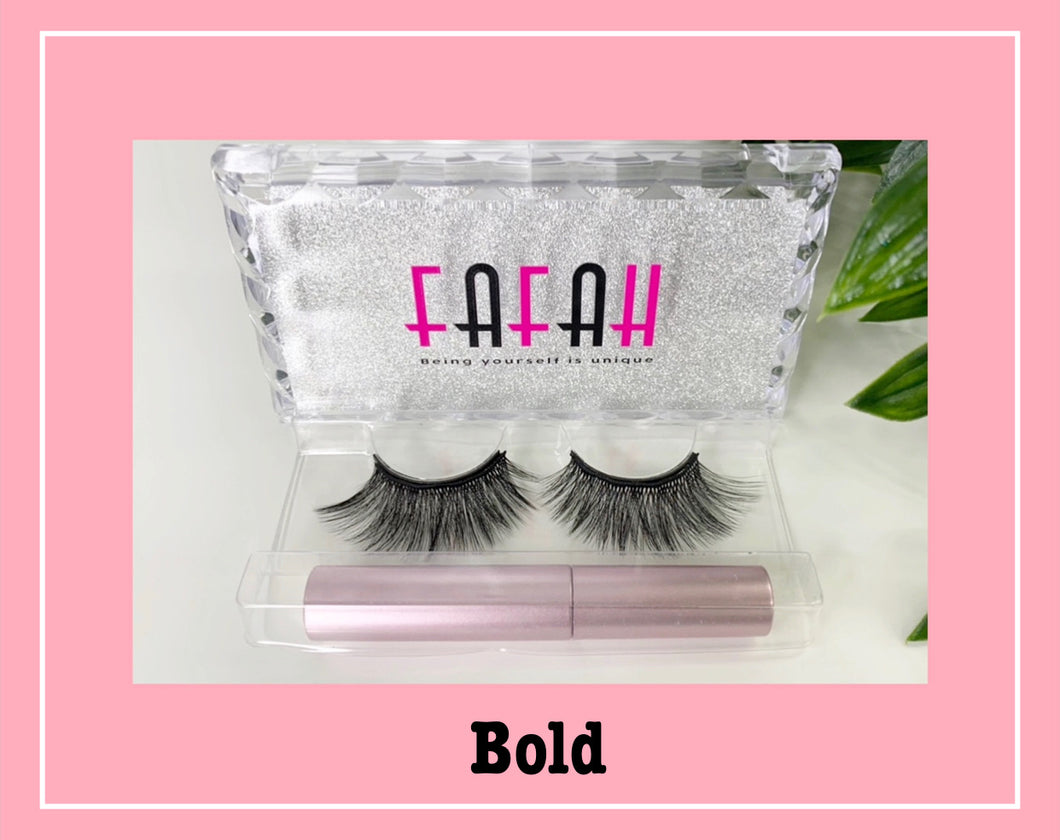 Cruelty Free Magnetic Eyelashes