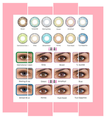 Soft Contact Lens (1 Pair)