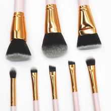 Load image into Gallery viewer, Legacy 8-Pcs Makeup Brushes Set