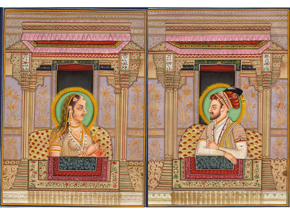 Quickly And Easily Learn Why Mughal Paintings Are So Wildly Successful