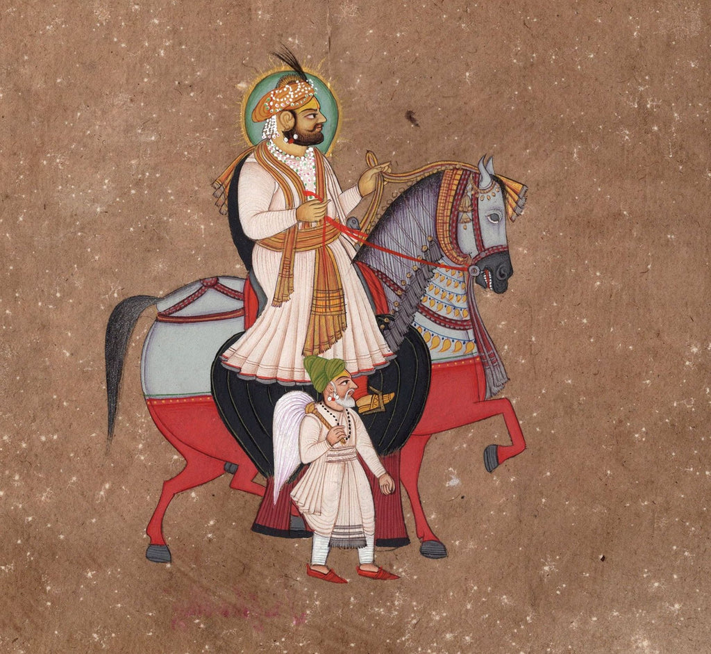 A quick recap of Indian Miniature Paintings