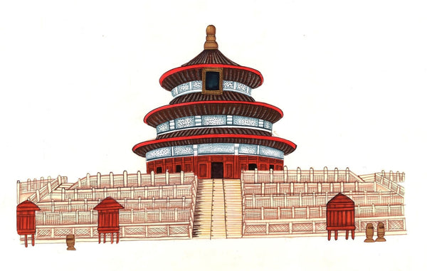 Temple of Heaven Art