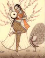 Ragini Indian Art