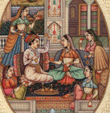 Mughal Indian Miniature