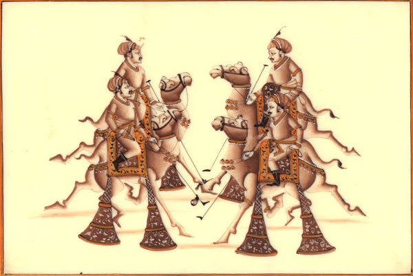 Rajasthani Miniature Art