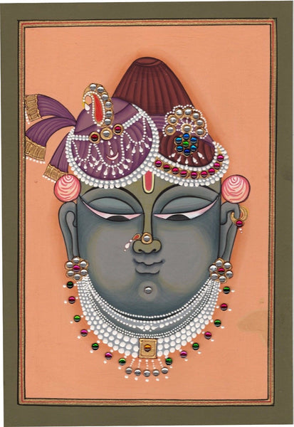 Shrinathji Art