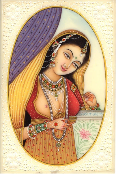 Indian Portrait Art