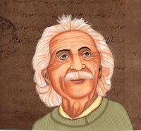 Albert Einstein Art