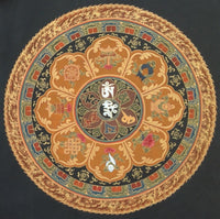 Mandala Thanka Artwork