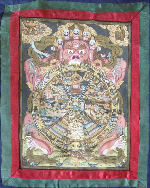 Thangka Art