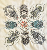 Indian Embroidery Art
