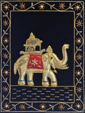 Embroidery Elephant
