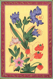 Indian Floral Painting
