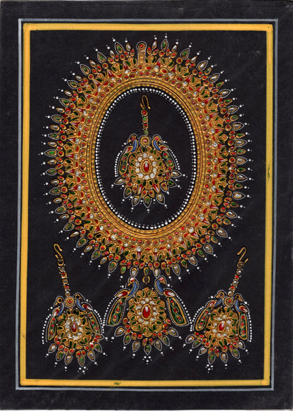 Indian Jewelry Art