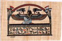 Goddess Isis Egypt Painting