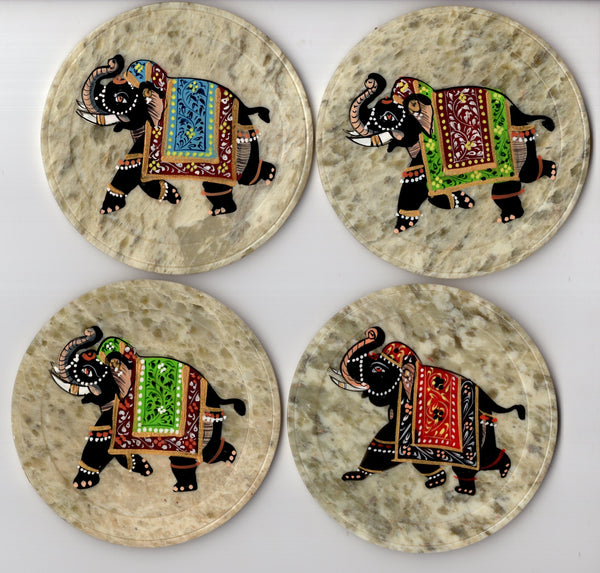 Decorated Coasters