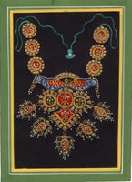 Rajasthani Jewelry Art