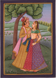Mughal Miniature Painting