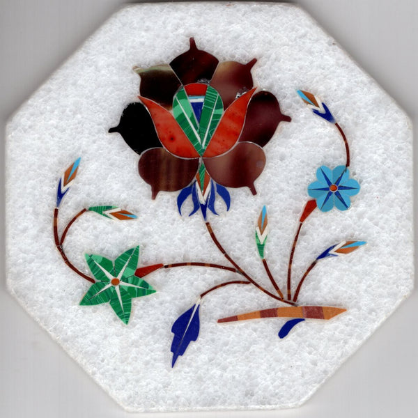 Parchin Kari Marble Artwork