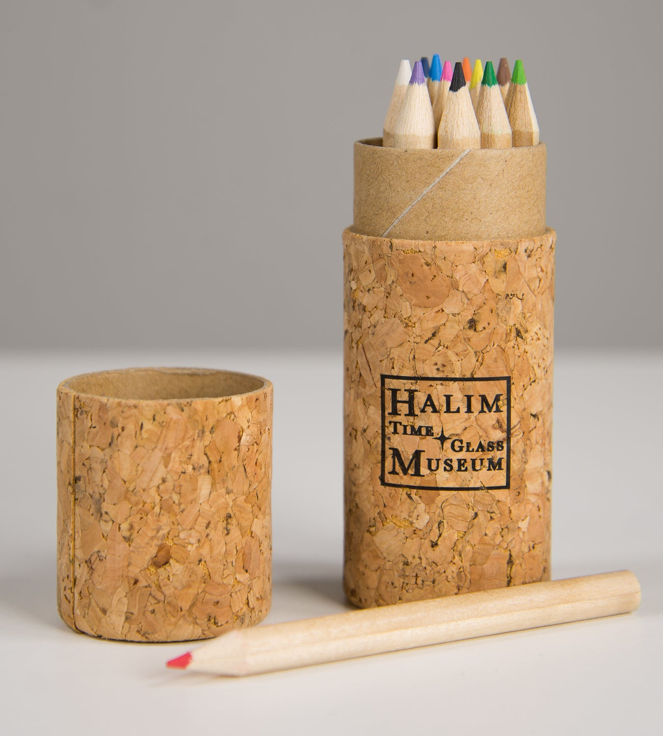 Cork Colored Pencil Minis