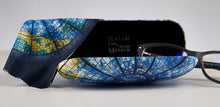 Zodiac Dome Eyeglass Case