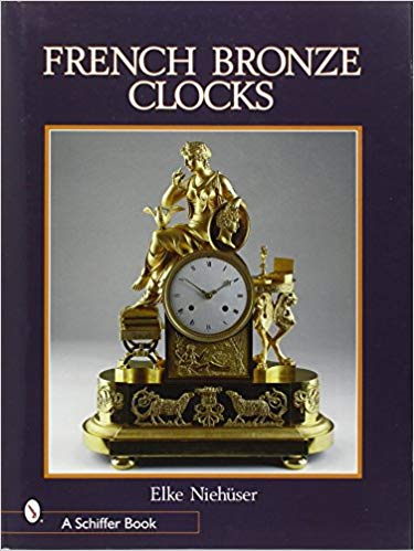 French Bronze Clocks