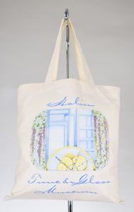 Halim Time & Glass Museum Original Tote Bag