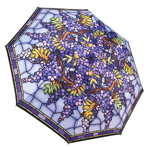 Hanging Wisteria Umbrella