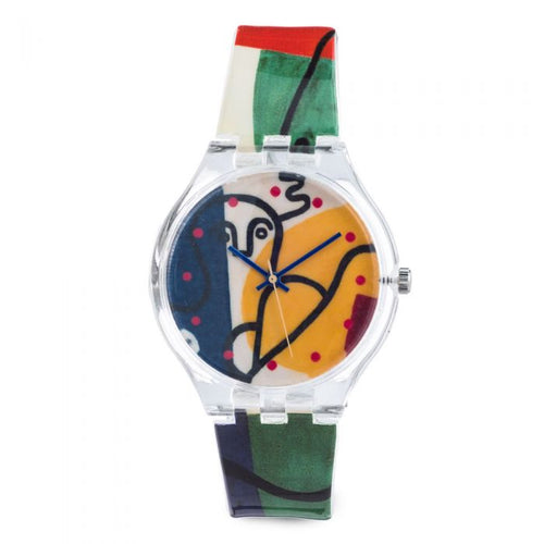 Léger Cubist Watch