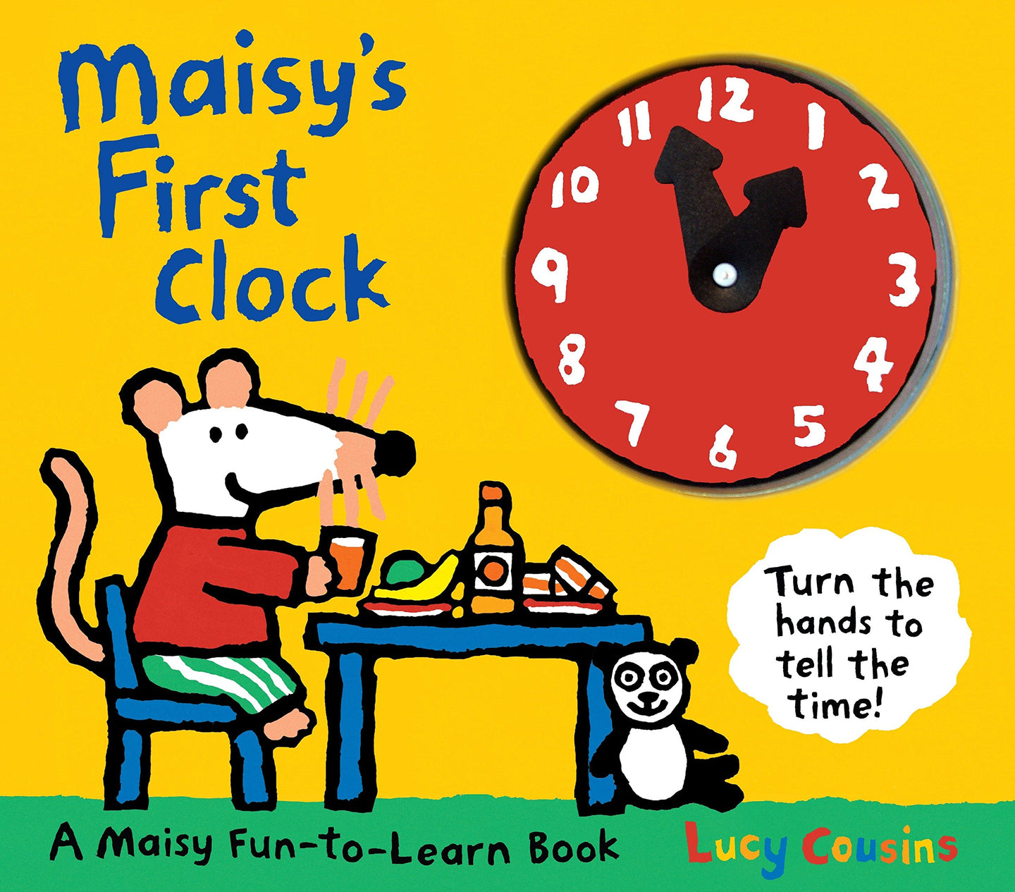 Maisy's First Clock