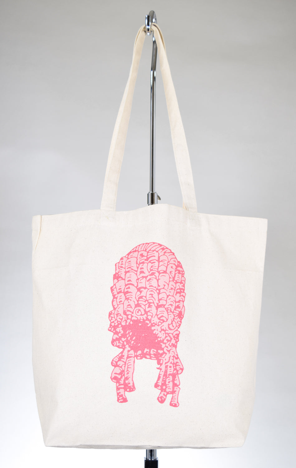 Marie Antoinette Pink Wig Graphic Tote Bag