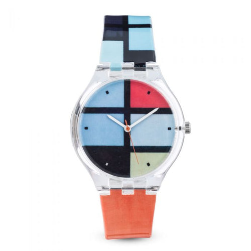 Mondrian Composition Watch