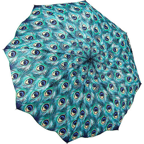 Peacock Umbrella