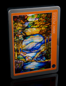 Tiffany River and Valley of Life Puzzle