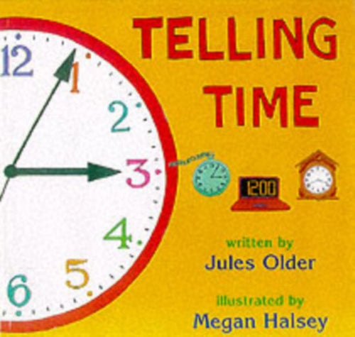 Telling Time by Jules Older