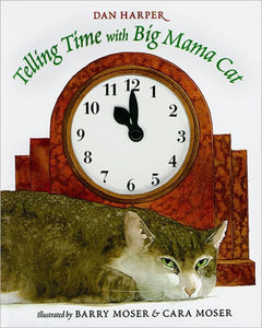 Telling Time with Big Mama Cat