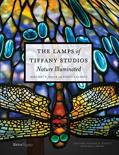The Lamps of Tiffany Studios - Nature Illuminated