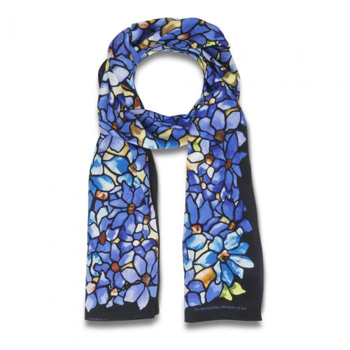 Tiffany Clematis Scarf