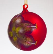 Tiffany Favrile Glass Ornament Set