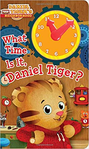What Time Is It, Daniel Tiger?