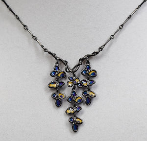 Wisteria 3-Pendant Necklace