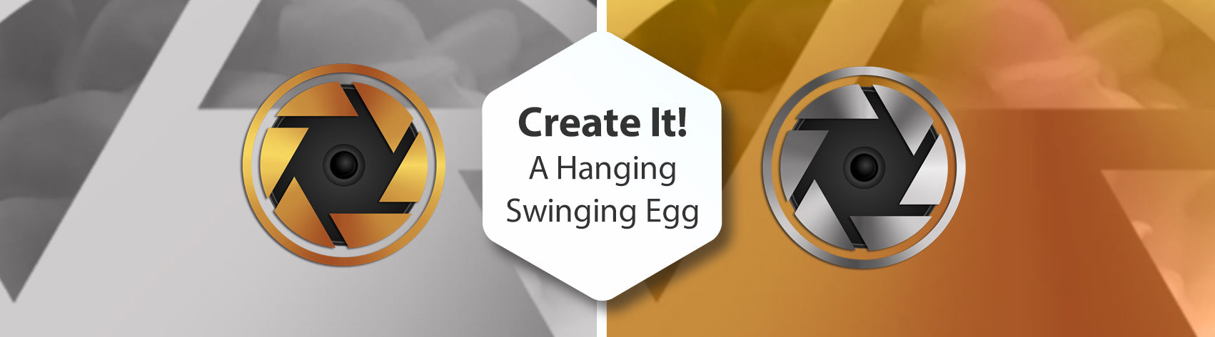 Create It! A Hanging Swinging Egg