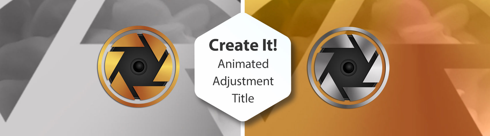 Create It! Animated Adjustment Title