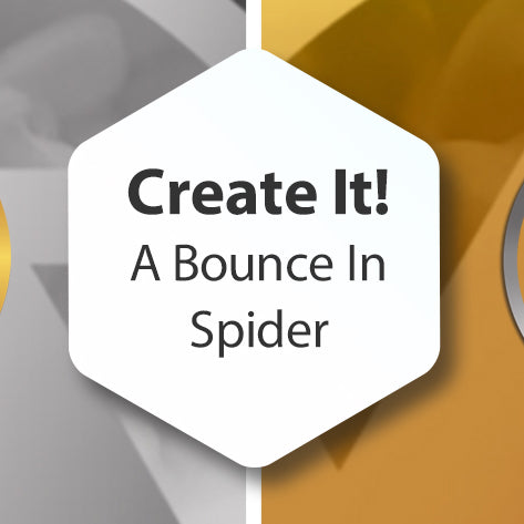 Create It! A Bounce In Spider