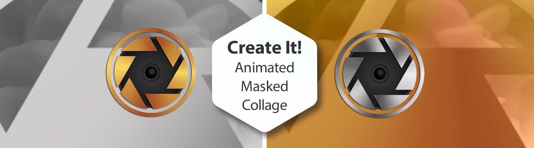 Create It! Animated Masked Collage