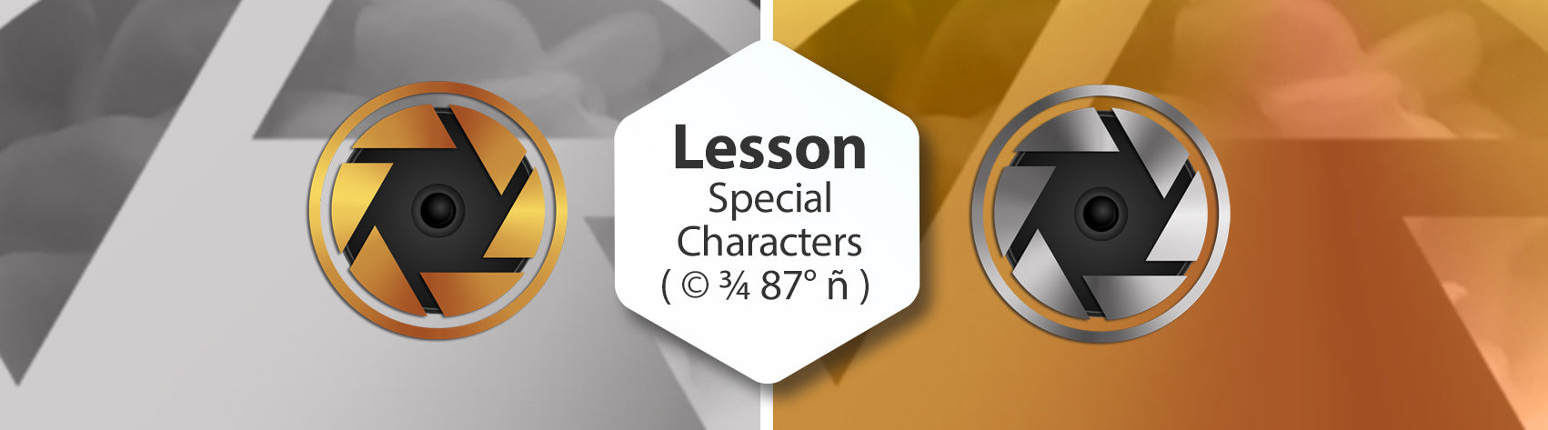 Lesson - Special Characters
