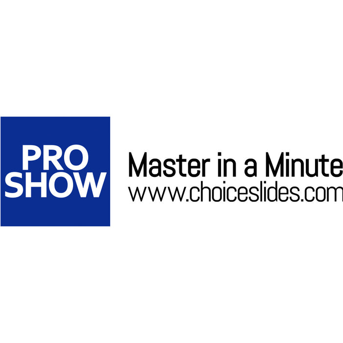 Master in a Minute - Text Tool in ProShow 8