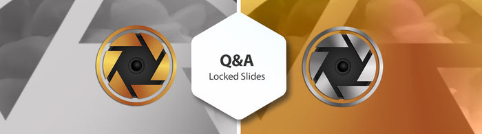 Q&A - Locked Slides